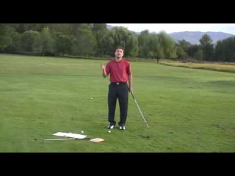 Golf Training Routine: Focused Chipping Routine Sample Video