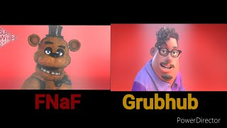[Animation] FNaF Hub vs Grubhub