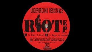 Underground Resistance - Riot