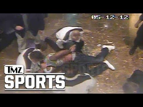 NFL's Jonathan Casillas, Insane Video Surfaces from '12 Casino Brawl | TMZ Sports
