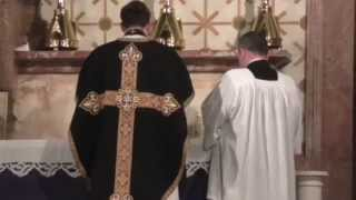Sung Requiem Mass for All Souls day 02.11.2015