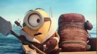 Die Minions electro song MINIONS BOUNCE