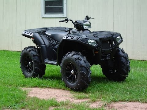 quad speeding polaris sportsman 850 xp hd youtube. Black Bedroom Furniture Sets. Home Design Ideas
