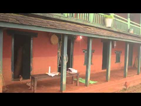 Nepali Village Life with Sarala Thapa part 1