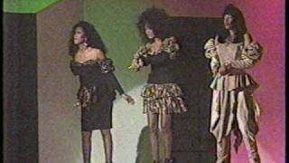 The Pointer Sisters Neutron Dance and Jump (for My Love)