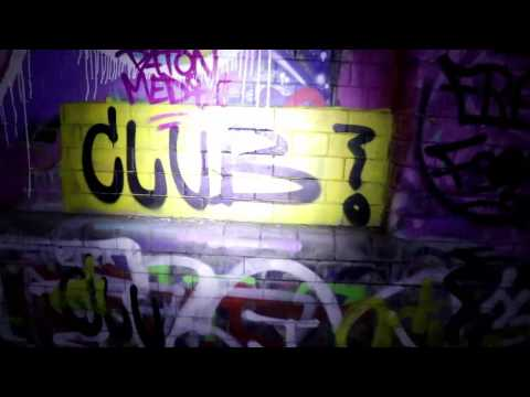 Abandoned Underground Train Station and Tunnel Botanic Gardens Glasgow Urbex