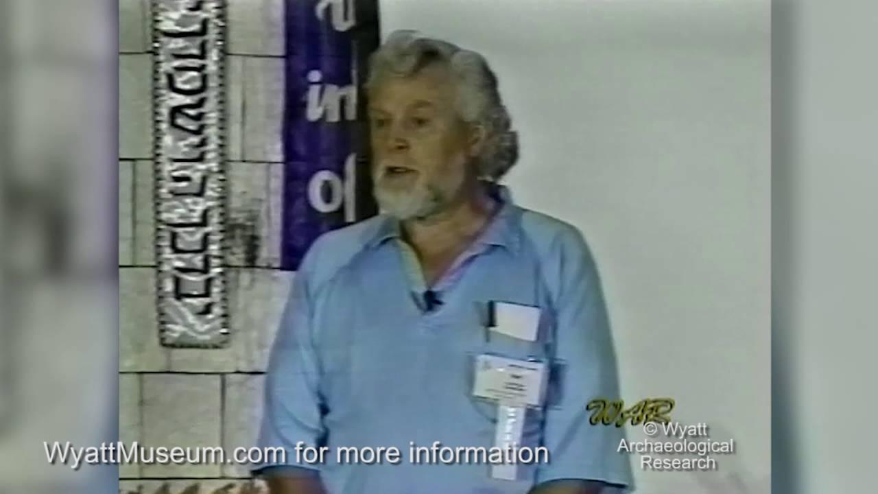 Ron Wyatt - Chromosome count in 'blood' sample - POD