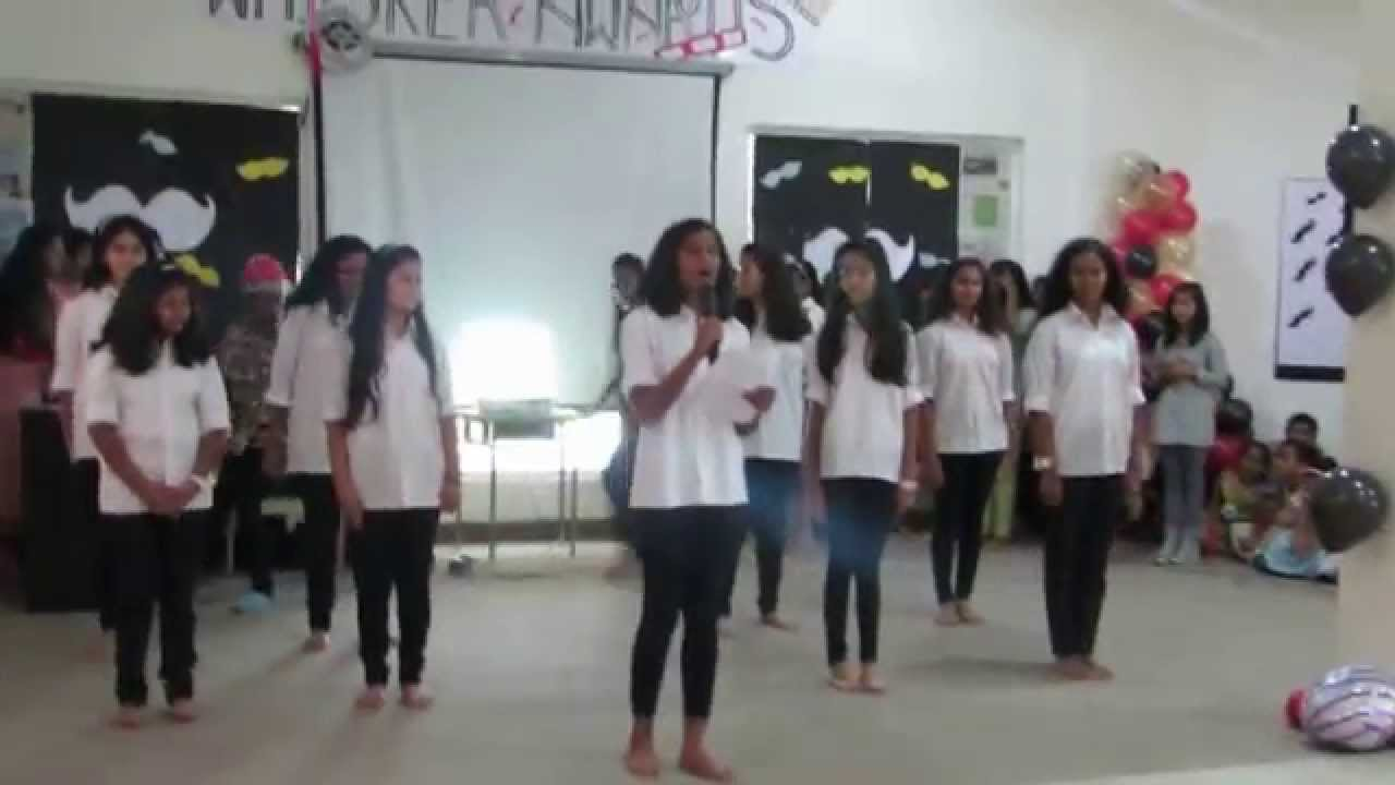 Ecole Globale International Girls' School Celebrating Teachers Day ...