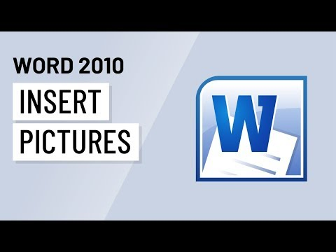 Word 2010: Inserting Pictures