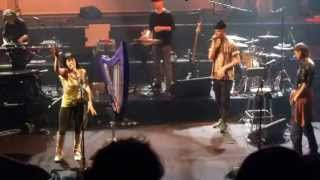 CocoRosie - End of Time (live)