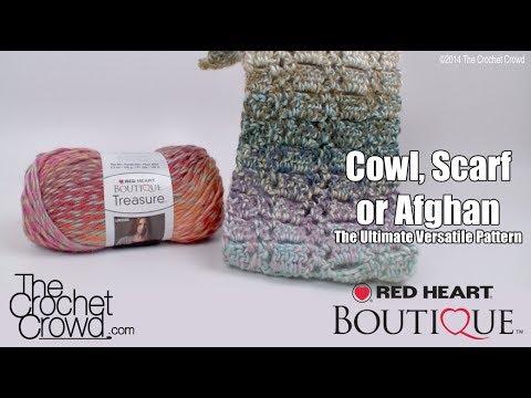 Crochet Button Up Neck Warmer Tutorial