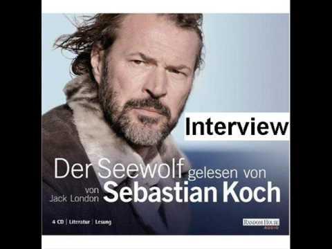 "Sebastian Koch über ""Der Seewolf"""