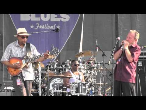 """""""I Called My Baby""""JOHN PRIMER & the REAL DEAL BLUES BAND7/11/15"""