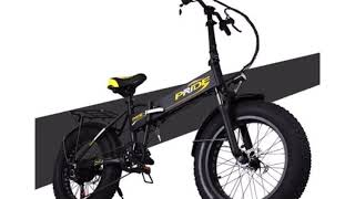 Горячая НОВИНКА Pride электро велосипед