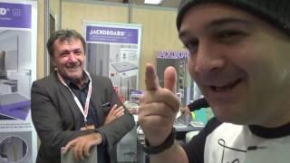 ▶️ Le panneau à Carreler toute finition Jackoboard Plano Premium