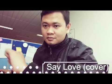jojo say love (cover) - Ryan Setya