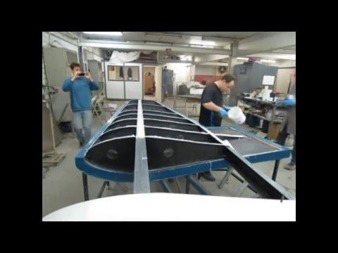 BUILDING AEROBATIC CARBON WING