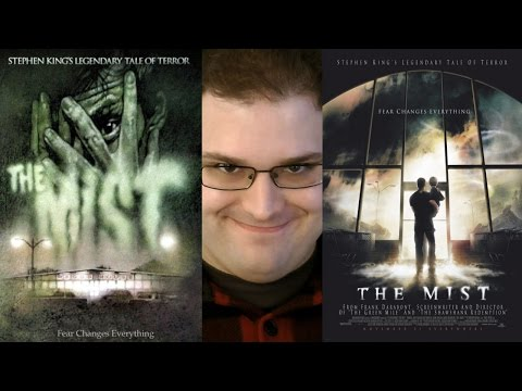 The Mist (2007) - Blood Splattered Adaptations (Horror Movie Review)