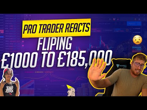 professional-trader-reacts:-17-year-old-forex-trader-turns-£1000-into-£185,000-in-1-week