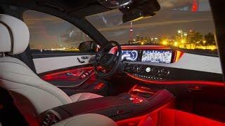 холодный неон в авто - красивая подсветка салона(, 2016-10-27T10:51:27.000Z)