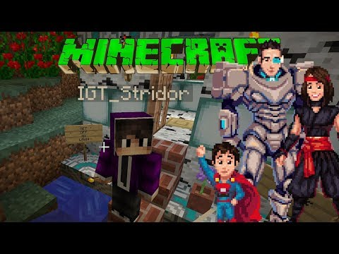 Minecraft: STRIDOR AND BUBS GET CREATIVE
