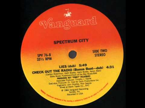 Spectrum City (Chuck D) - Check Out the Radio (1984)