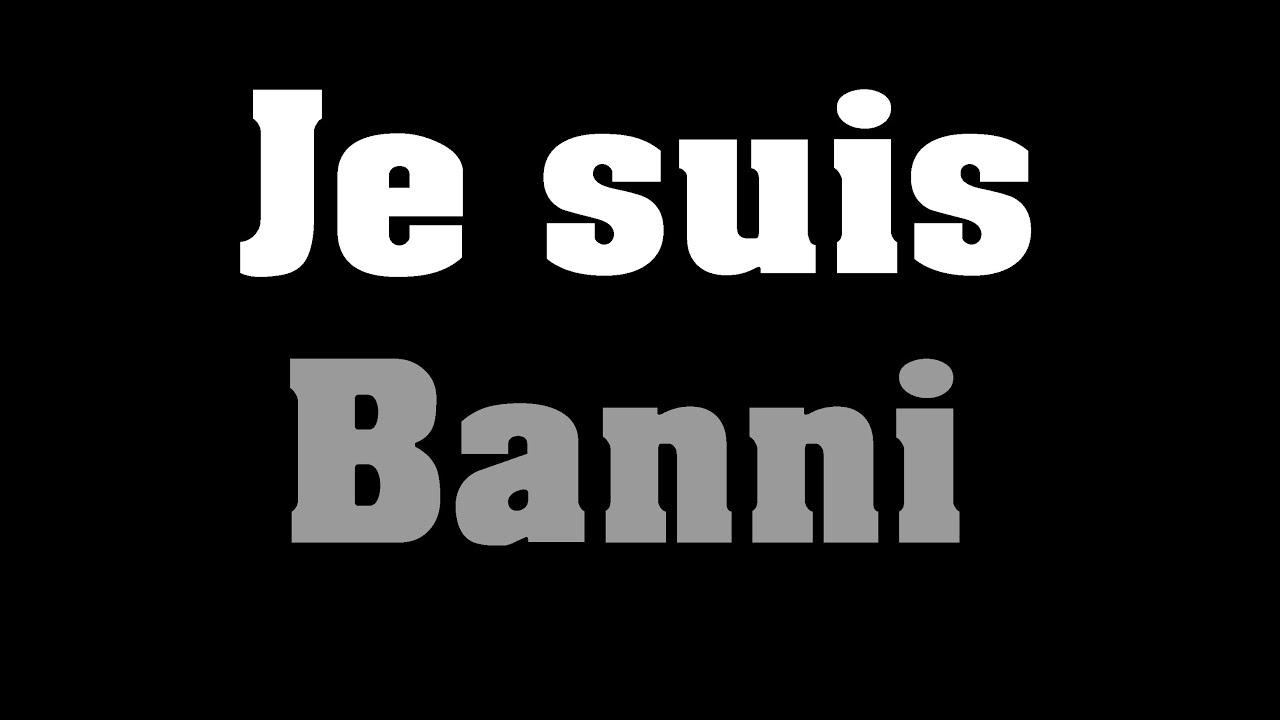 Résultats de recherche d'images pour «banni»