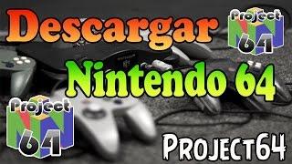 Descargar Mega Pack De Juegos De Nintendo 64 + Emulador + Roms  || 2016 ||