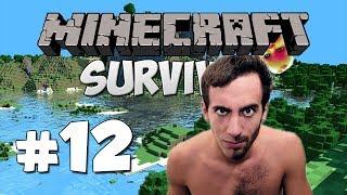 MET ZONDER SNOR - Minecraft Survival #12