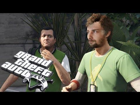 #4 Я ИЗБАВЛЮ МИР ОТ ПОРНО БАННЕРОВ! ■ Grand Theft Auto V