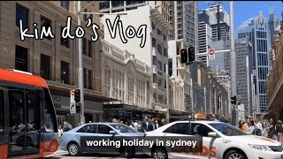 [vlog] 호주 브이로그 / 코튼온 / 이니스프리 /…