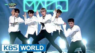 MAP6 (맵식스) - I'm ready [Music Bank / 2017.06.02]