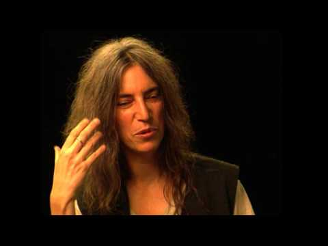 Patti Smith on Labels | American Masters: In Their Own Words