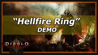 Diablo 3 ROS: Hellfire Ring Demo