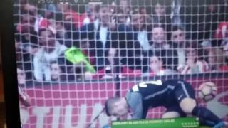 Athletic Bilbao-Real Madryt skrot 18.03.2017r