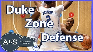 Duke Matchup Zone Defense Tutorial