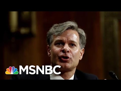 A New FBI Official In Trump's Crosshairs   Deadline   MSNBC