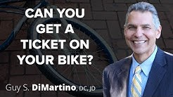 Getting a Ticket When Riding Your Bike | Florida Bicycle Accident Attorney | (352) 267-9168