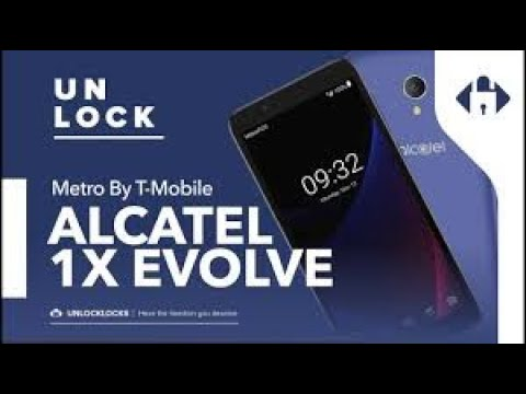 Alcatel 1x Unlock Videos - Waoweo