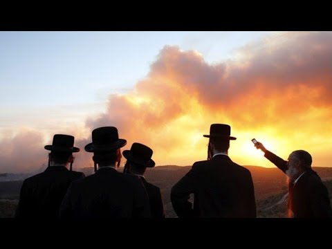 Fire falls from the sky in Israel (Explained) 2017