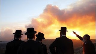 Fire falls from the sky in Israel (Explained) 2017 Top 10 Video