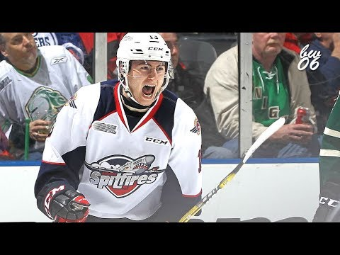 Gabe Vilardi 2016-2017 OHL Highlights
