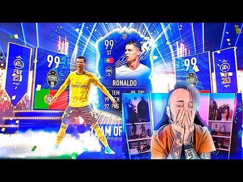 РОНАЛДУ 99 | ЛУЧШИЙ ИГРОК ФИФА 20?