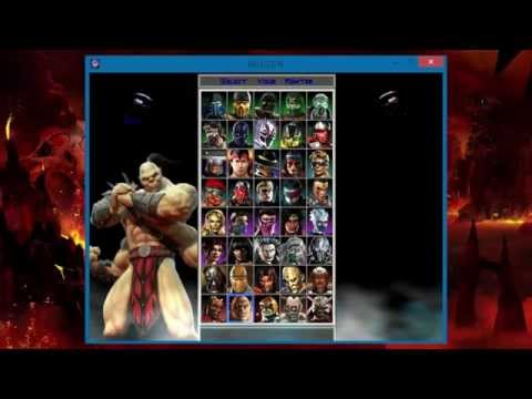 Mortal Kombat Defender of Earth 2 with a download link