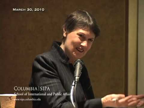 Helen Clark: The UN and Development Challenges in a Time of Multiple Crises