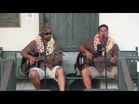 Lahaina Hawaiian Music Series April 2017