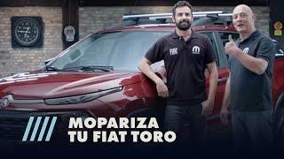 MOPARIZA TU FIAT TORO