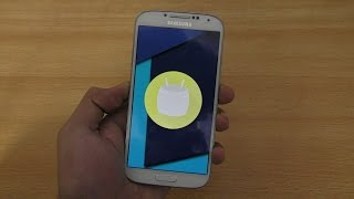 How to Install Android 6.0.1 Marshmallow ROM on Galaxy S4 (4K)