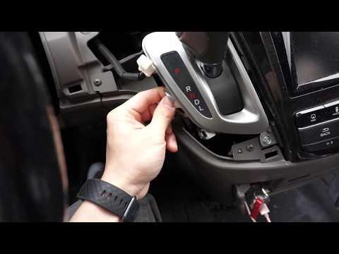 Honda Odyssey Replace Gear Shifter Bulb/Light 2011-2017