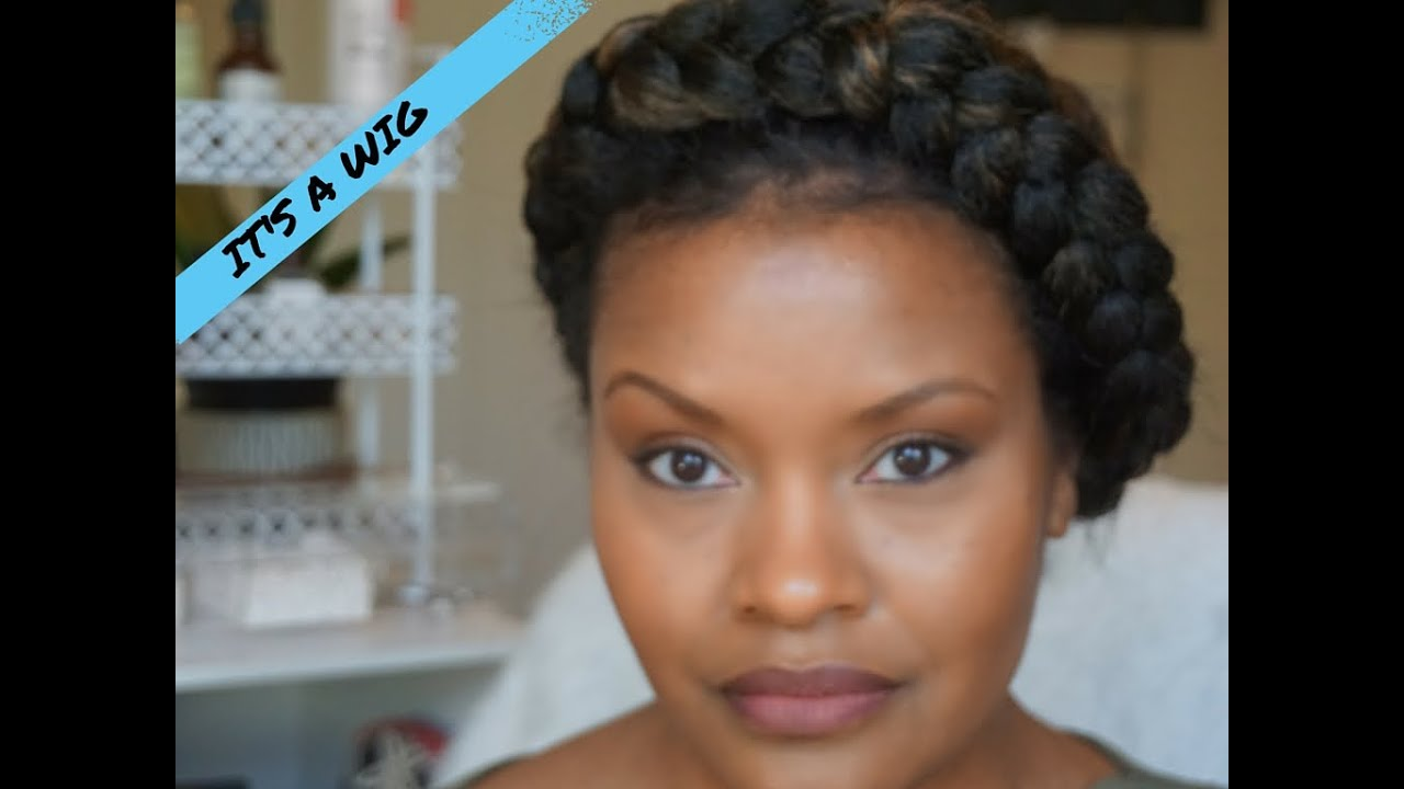 HOW TO: FAUX HALO GODDESS BRAID